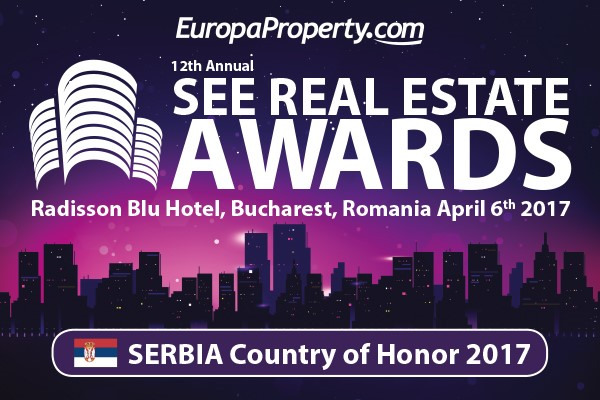 12th Annual EuropaProperty SEE Real Estate Awards Gala & Forum