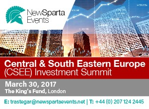 Central South Eastern Europe (CSEE) Investment Summit @ Kings' Fund | England | United Kingdom